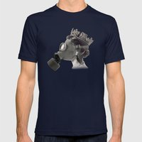 Royal Nose Mens Fitted Tee Navy SMALL