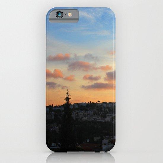 Jerusalem of Light iPhone & iPod Case