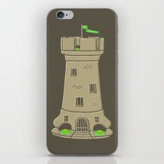 Castle iPhone & iPod Skin