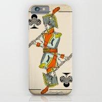 musical poker / Baroque oboe iPhone 6 Slim Case
