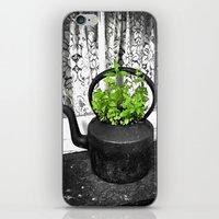 Herbal Tea iPhone & iPod Skin