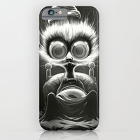 iPhone & iPod Case featuring Hu! by Dr. Lukas Brezak