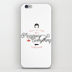 Xenophon - Accuracy iPhone & iPod Skin