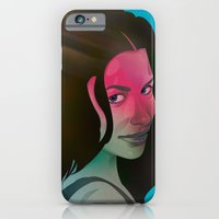 Classy- Evangeline Lilly iPhone 6 Slim Case
