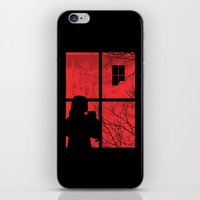 A Strange Encounter iPhone & iPod Skin