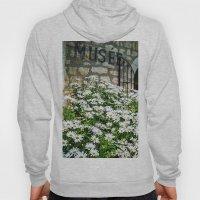 Museum & wild flowers - France Hoody
