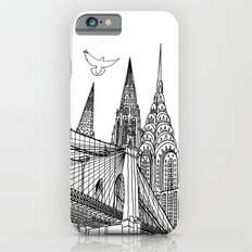 NYC Silhouettes iPhone 6s Slim Case