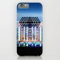 iPhone & iPod Case featuring Mad Hatter's House by QUEQZZ
