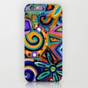 Flower Abstract iPhone & iPod Case