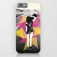 Skater Girl iPhone 6 Slim Case