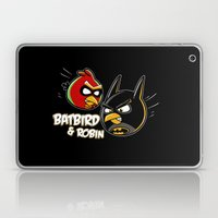 Batbird & Robin Laptop & iPad Skin