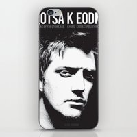 One Man Show iPhone & iPod Skin