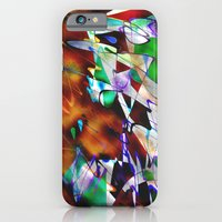 iPhone & iPod Case featuring Abstract Inc. by Lollis Werks