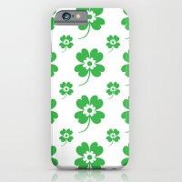 lucky flower iPhone 6 Slim Case