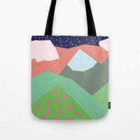 Them Hills Tote Bag