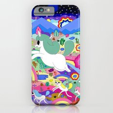 Gary the Farting Unicorn iPhone 6 Slim Case