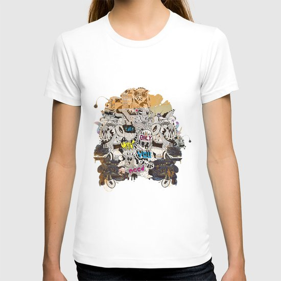 Drawing Collage #03 T-shirt