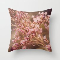 Sweetest Dreams Throw Pillow