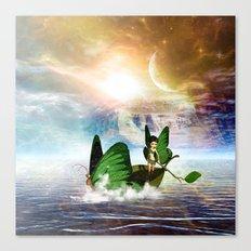 Beautiful Fairy Canvas Print