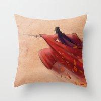 Hero Throw Pillow