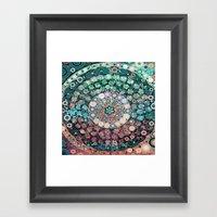 :: Sherbert Float :: Framed Art Print