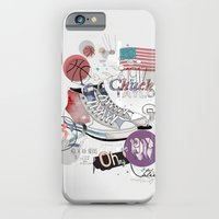 iPhone & iPod Case featuring The Chuck Taylor by Frances Beale