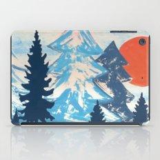 Pine & Sun iPad Case