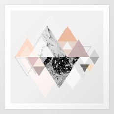 Graphic 110 Art Print