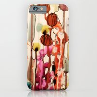 iPhone & iPod Case featuring ouvrir une fenetre by sylvie demers