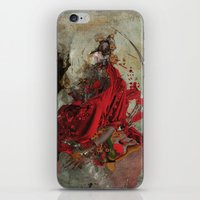 lussuria iPhone & iPod Skin