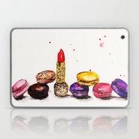 Lipstick and Macaroon's  Laptop & iPad Skin