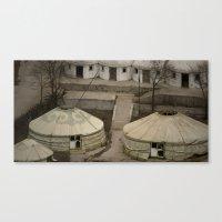 Mongolian Get-away Canvas Print