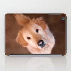 Golden Retriever iPad Case