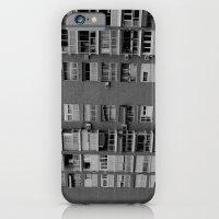 Block of flats. Bee project.  iPhone 6 Slim Case