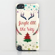 Christmas iPod touch Slim Case