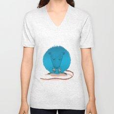 mouseusus Unisex V-Neck