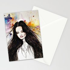 Ariane Watercolour  Stationery Cards