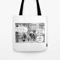 Cromic #5 - The Whole Universe, by Crom! Tote Bag