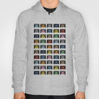 80 Rainbow Tapes Hoody