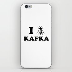 Kafka iPhone & iPod Skin