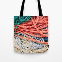 Sailor Rope II Tote Bag