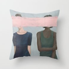 Introverts Throw Pillow