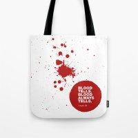 Dexter no.6 Tote Bag