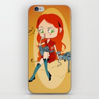 Doctor Mouse iPhone & iPod Skin