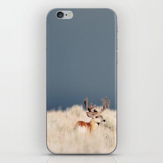 Jackson Hole Deer iPhone & iPod Skin