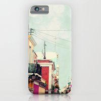 iPhone & iPod Case featuring Colorful Buildings of Old San Juan, Puerto Rico by Kim Fearheiley Photography
