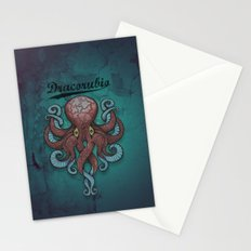 Dracorubio Dectapuss Case Stationery Cards