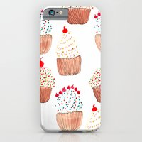 Cupcakes iPhone 6 Slim Case