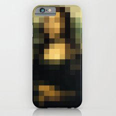 PIXELEON-Monalisa iPhone 6 Slim Case