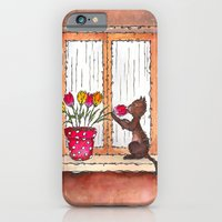 iPhone & iPod Case featuring Smells of Spring by  MaiCat